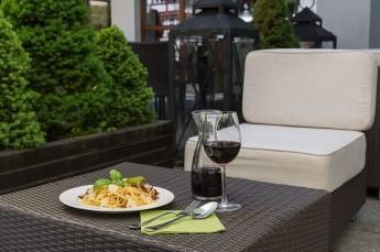 Szczawnica Restauracja Restauracja francuska międzynarodowa polska Cafe Helenka